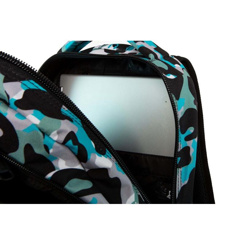 Coolpack Skoletaskesæt Dart Blå camuflage 7