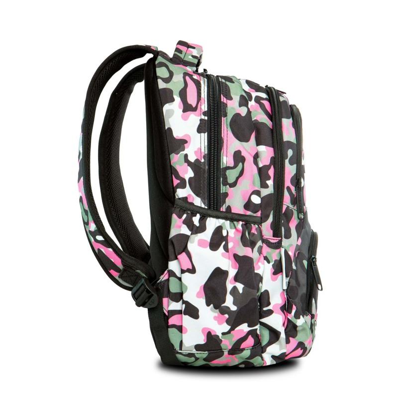 Coolpack Skoletaskesæt Dart Pink mønstret 2