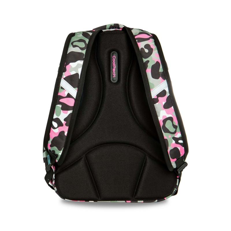 Coolpack Skoletaskesæt Dart Pink mønstret 3