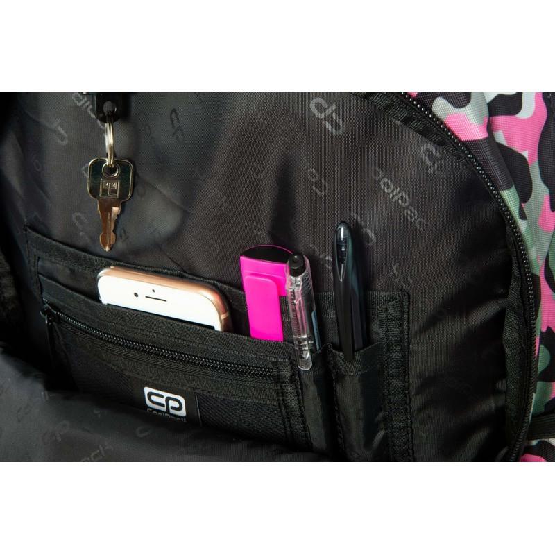 Coolpack Skoletaskesæt Dart Pink mønstret 4