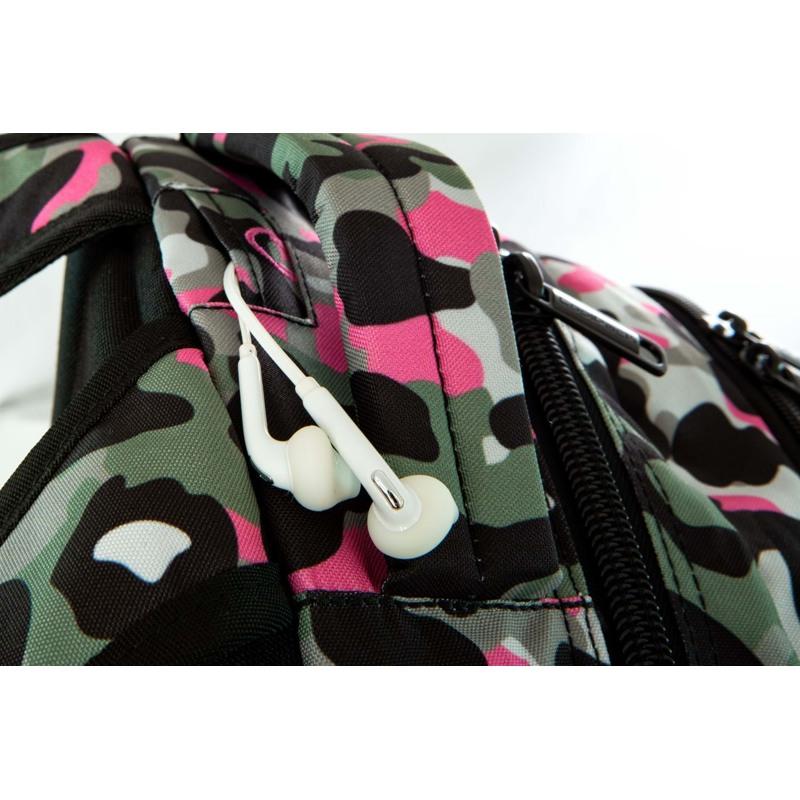 Coolpack Skoletaskesæt Dart Pink mønstret 7