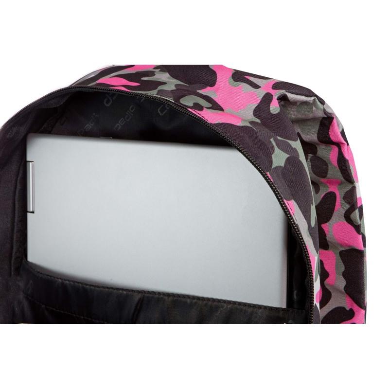 Coolpack Skoletaskesæt Cross Pink mønstret 4