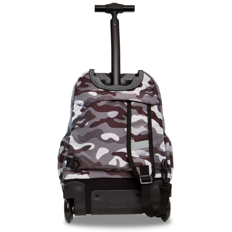 Coolpack Trolley Rygsæk Sort/camuflage 5