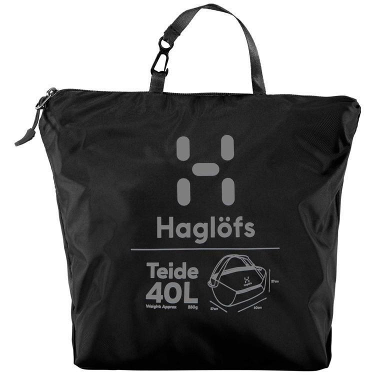 Haglöfs Duffel Bag Teide Sort 4