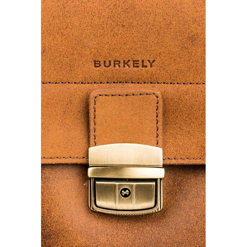 Burkely Arbejdstaske Vintage Dean  Cognac 5
