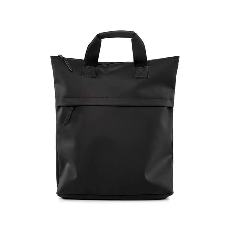 Rains Rygsæk Tote Backpack Sort 1