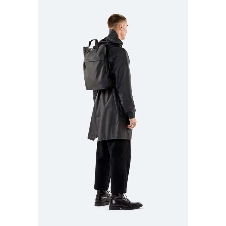 Rains Rygsæk Tote Backpack Sort 4