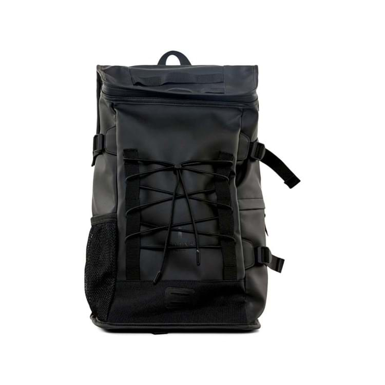 Rains Rygsæk Mountaineer Bag Sort 1