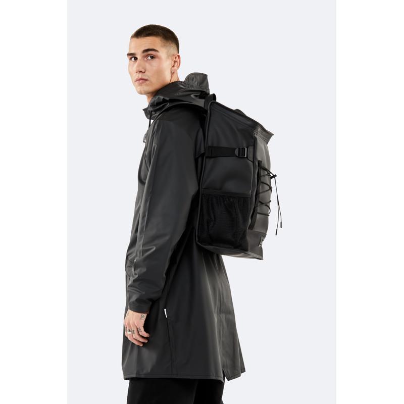 Rains Rygsæk Mountaineer Bag Sort 3