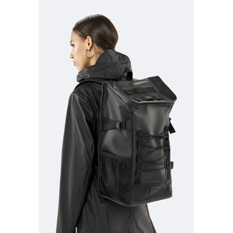 Rains Rygsæk Mountaineer Bag Sort 4
