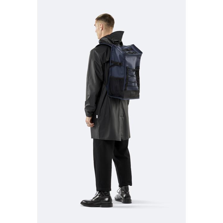 Rains Rygsæk Mountaineer Bag Blå 3