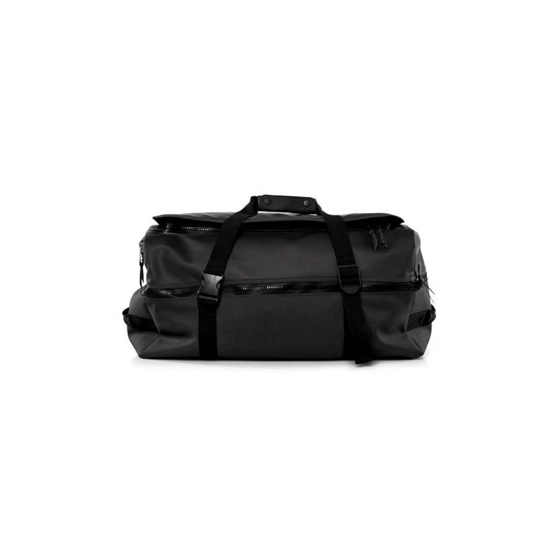 Rains Duffel Bag Backpack L Sort 1