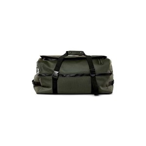 Rains Duffel Bag Backpack L Grøn