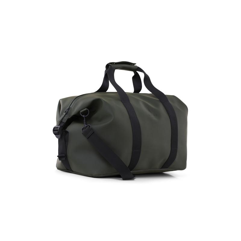 Rains Rejsetaske Weekend Bag Army Grøn 2