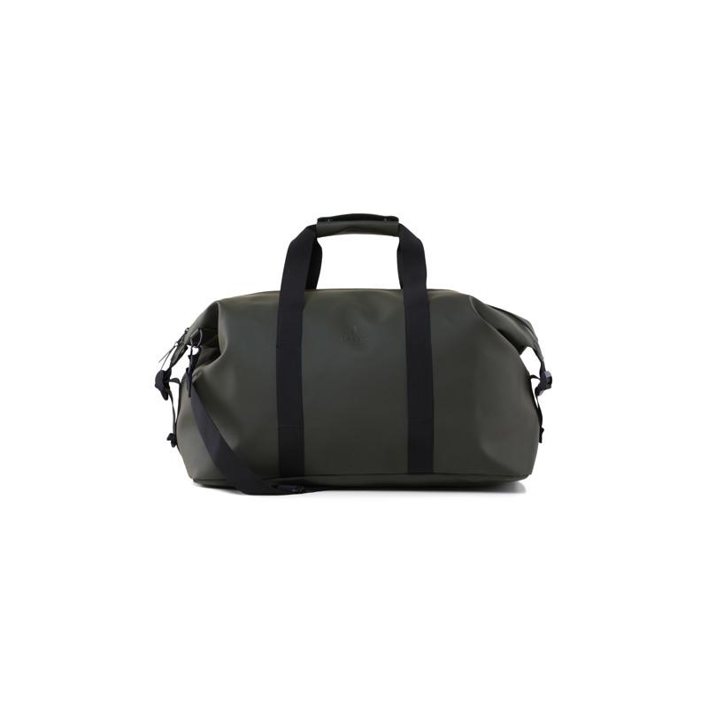Rains Rejsetaske Weekend Bag Army Grøn 1