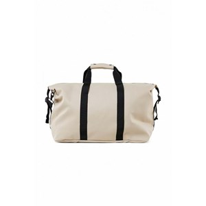 Rains Rejsetaske Weekend Bag Beige 1
