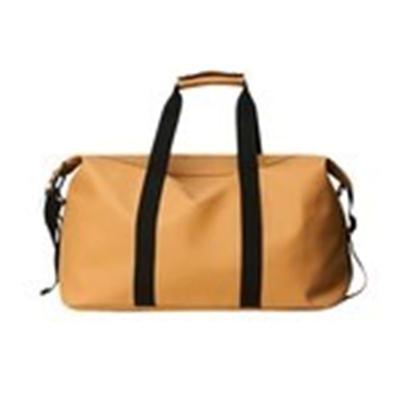 Rains Rejsetaske Weekend Bag Camel 1