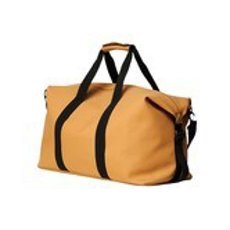 Rains Rejsetaske Weekend Bag Camel 2