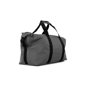 Rains Rejsetaske Weekend Bag Koks grå 2