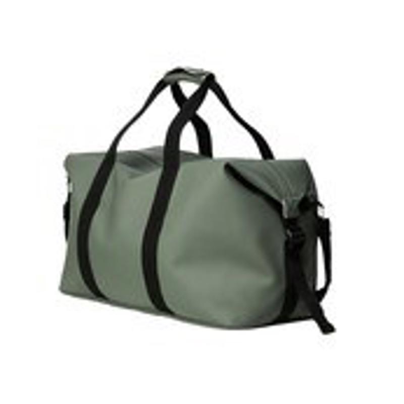 Rains Rejsetaske Weekend Bag Oliven Grøn 2