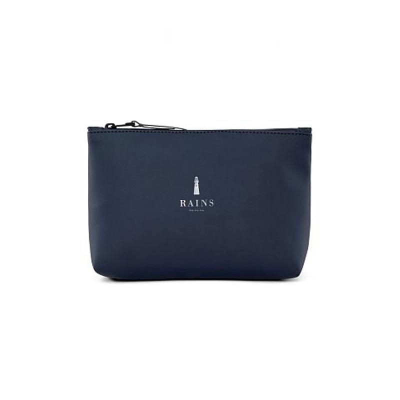 Rains Kosmetikpung Cosmetic Bag Blå 1
