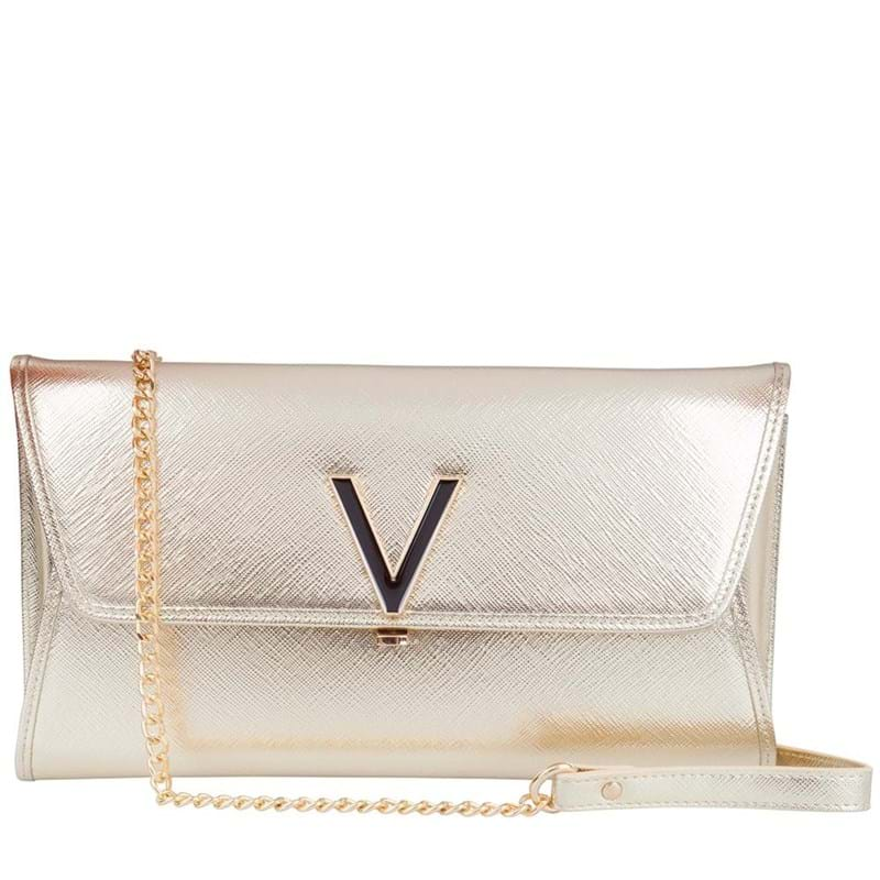 Valentino Bags Clutch Flash Guld 1