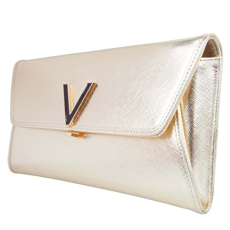 Valentino Bags Clutch Flash Guld 3