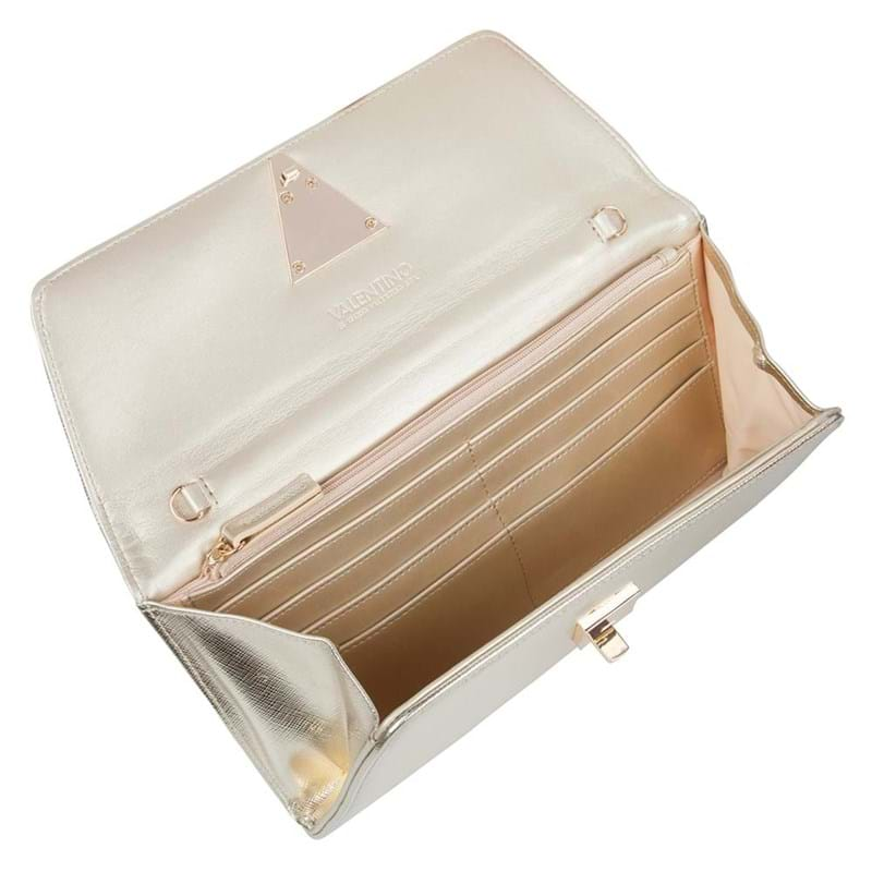 Valentino Bags Clutch Flash Guld 4