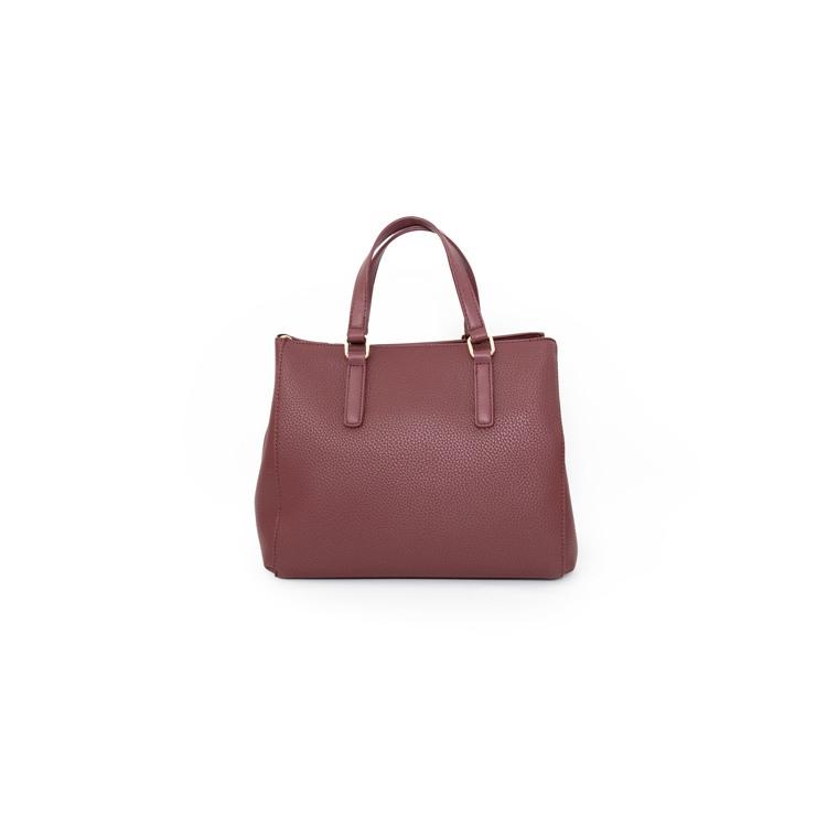 Valentino Handbags Håndtaske Superman Wine 3