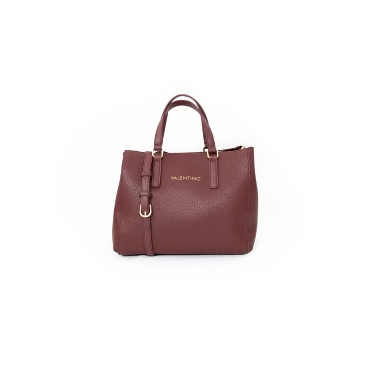 Valentino Handbags Håndtaske Superman Wine 4