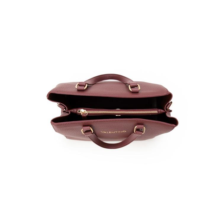 Valentino Handbags Håndtaske Superman Wine 6