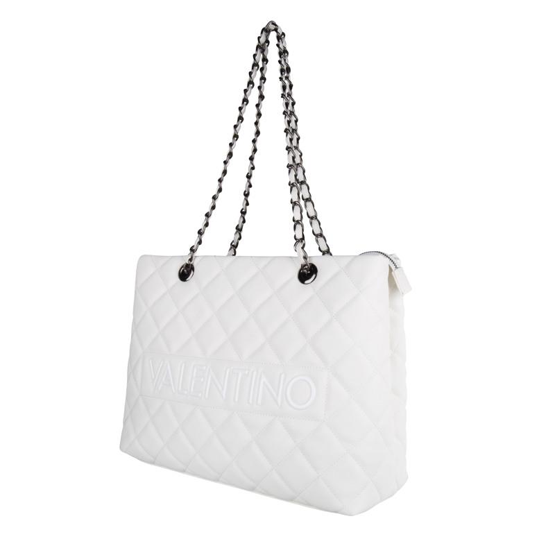 Valentino Handbags Skuldertaske Licia Hvid 1