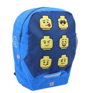 LEGO Børnehavetaske Faces Blå