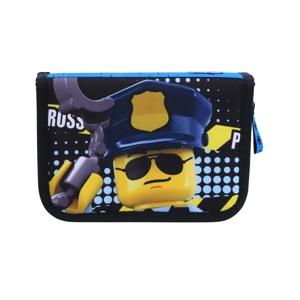 LEGO Penalhus City Police Blå/sort