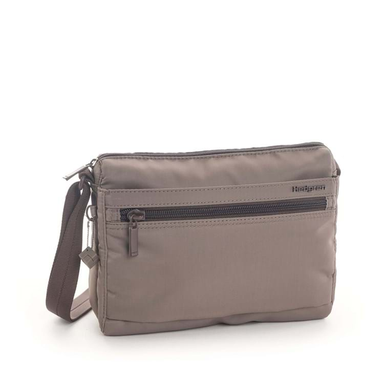 Hedgren Crossbody Eye Taupe 1