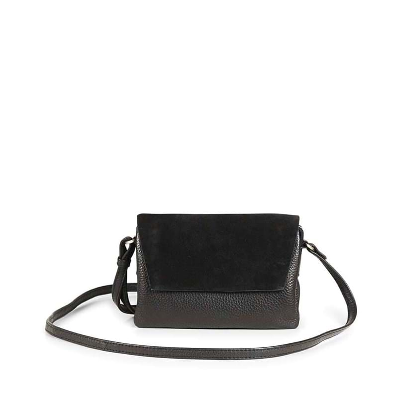 Markberg Crossbody RaynaMBG Suede Mix Sort 1