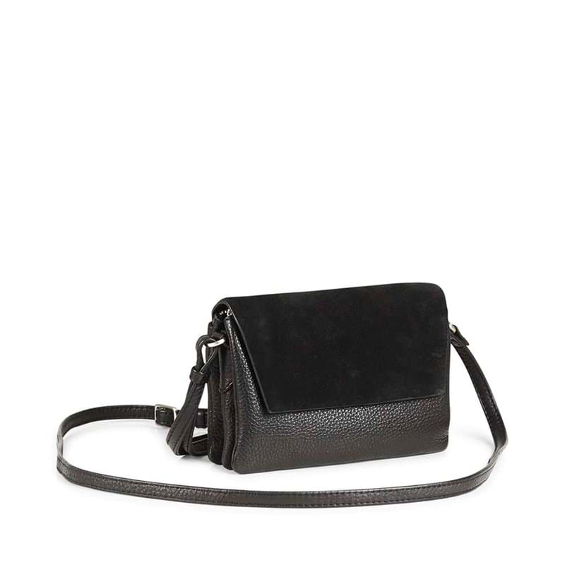 Markberg Crossbody RaynaMBG Suede Mix Sort 2
