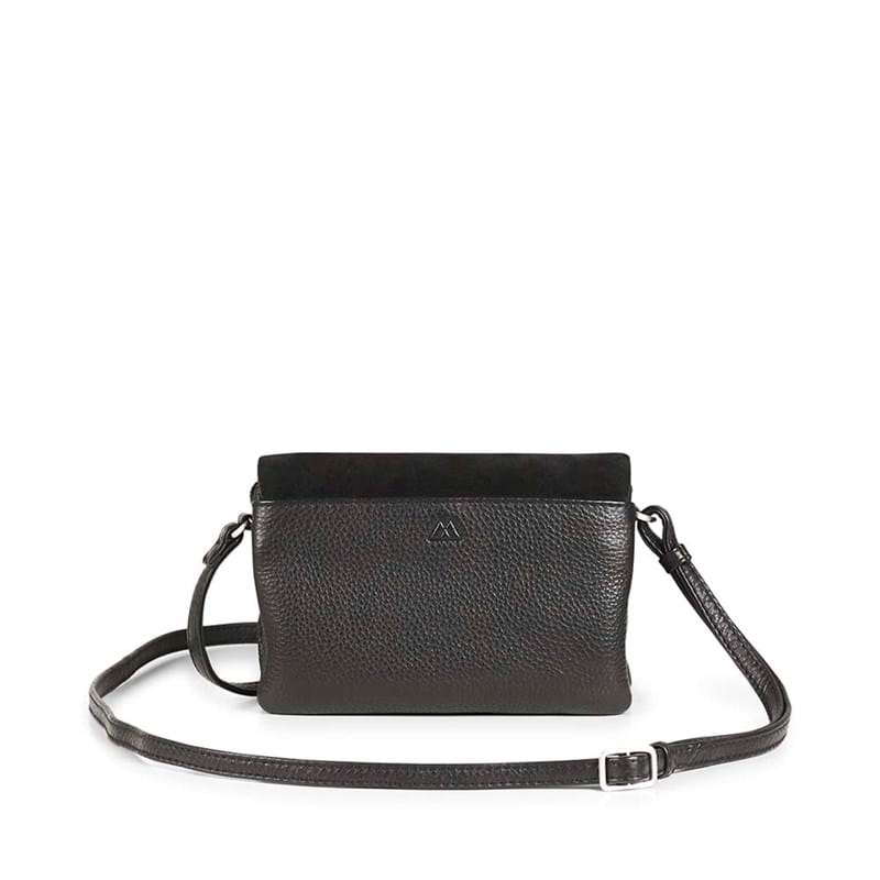 Markberg Crossbody RaynaMBG Suede Mix Sort 4