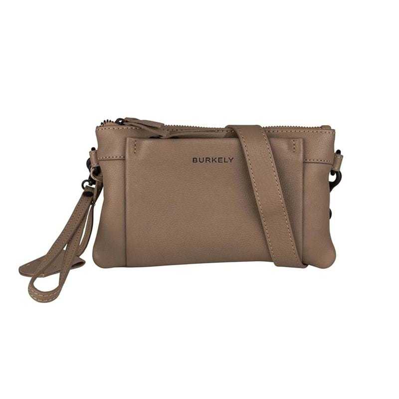 Burkely Cross body Minimal Mae X OverM Taupe 1