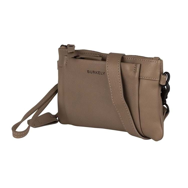 Burkely Cross body Minimal Mae X OverM Taupe 2