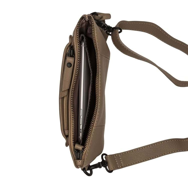 Burkely Cross body Minimal Mae X OverM Taupe 3