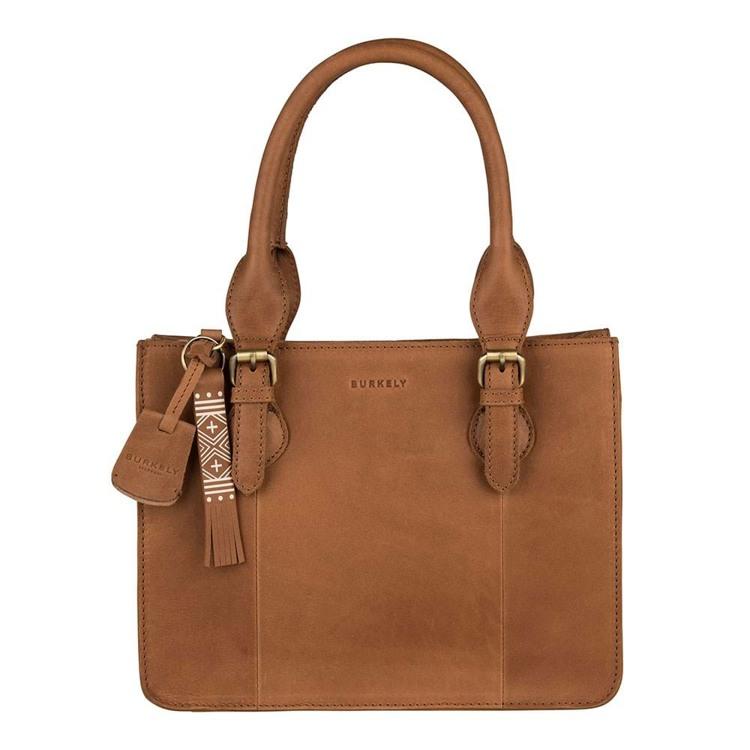 Burkely Håndtaske Desert Daisy Brun 1