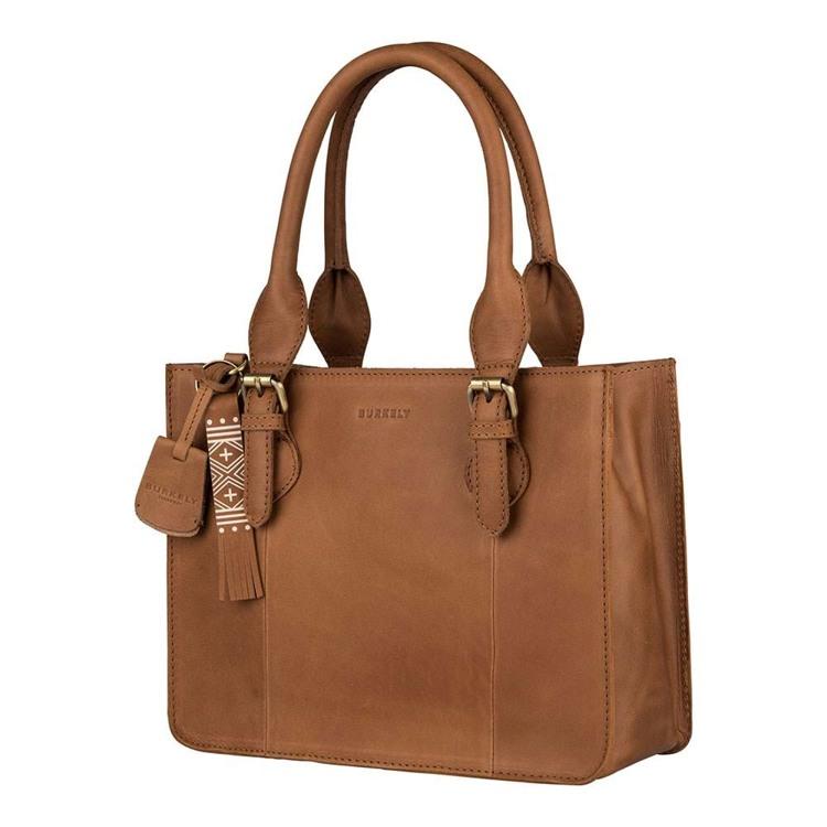 Burkely Håndtaske Desert Daisy Brun 2