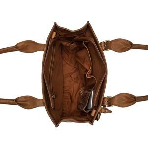 Burkely Håndtaske Desert Daisy Brun 3