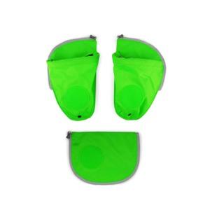 Ergobag Sidelommesæt Pack Grøn