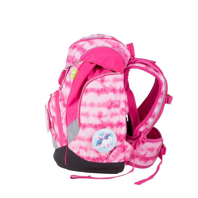 Ergobag Skoletaskesæt Pinky Edition Pink/hvid 3