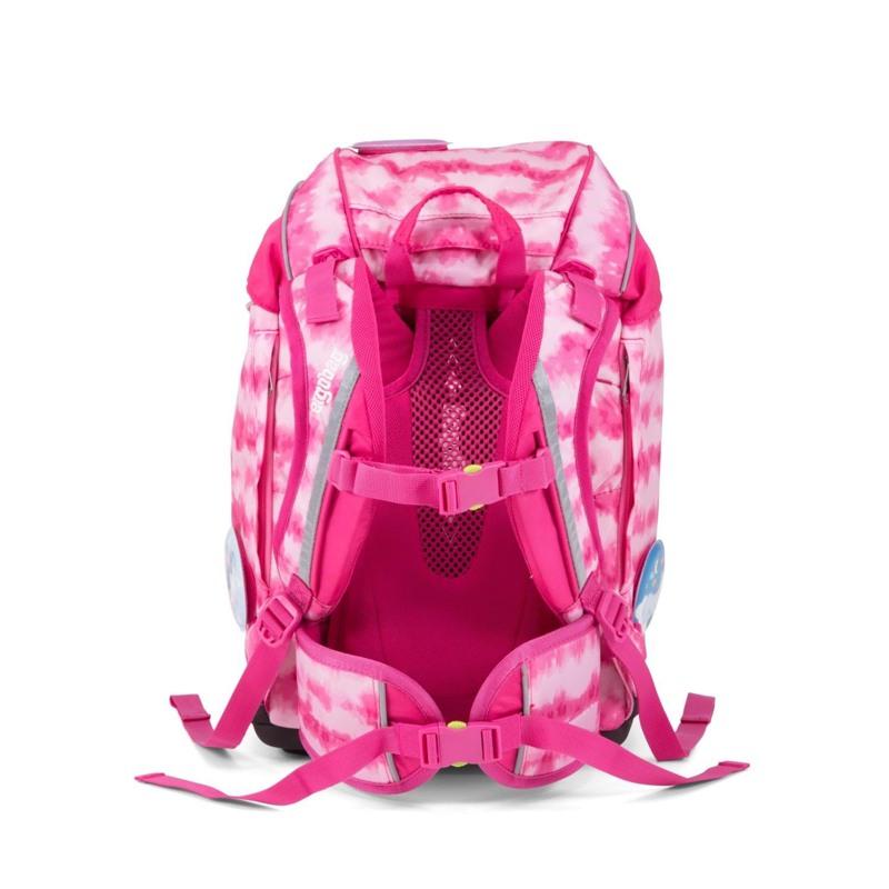 Ergobag Skoletaskesæt Pinky Edition Pink/hvid 4