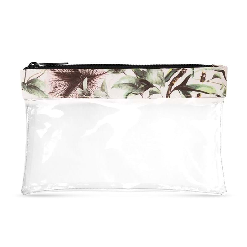 Gillian Jones Check In Bag Transparent 1