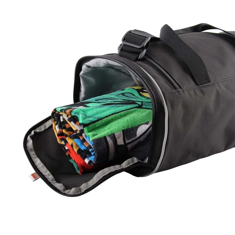 LEGO Sportstaske Ninjago Energy Sort/Grøn 4