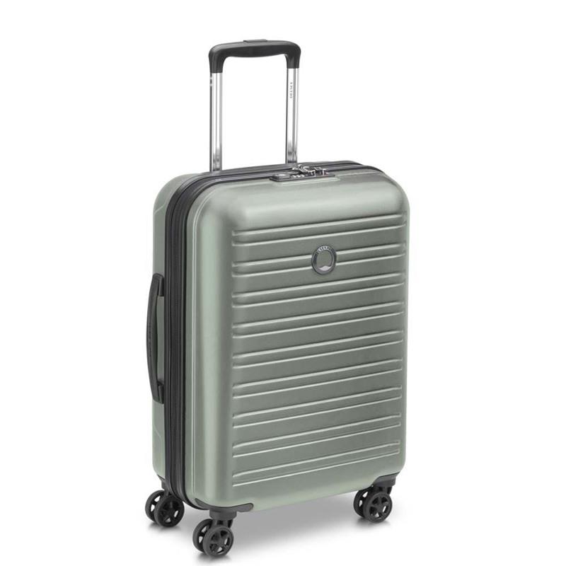Delsey Kuffert Segur 2.0 slim Khaki 2